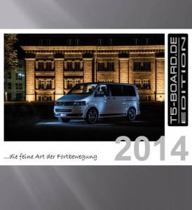 Kalender, Titelbild, 2014