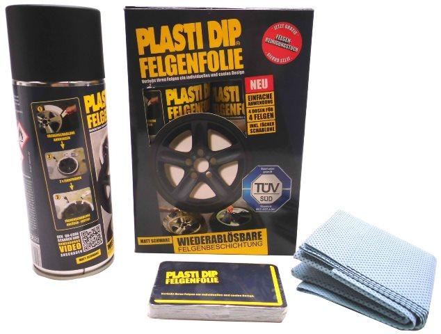PlastiDip Set